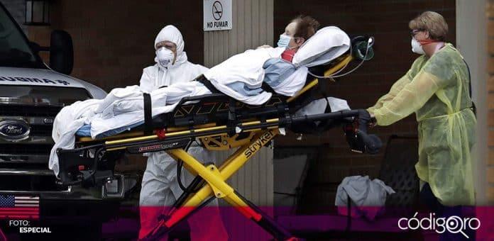 Estados Unidos superó el medio millón de muertes por la pandemia de COVID-19. Foto: Especial