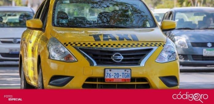 Tras la suspensión de venta de gas natural vehicular, los taxistas tendrán que volver a comprar gasolina. Foto: Especial
