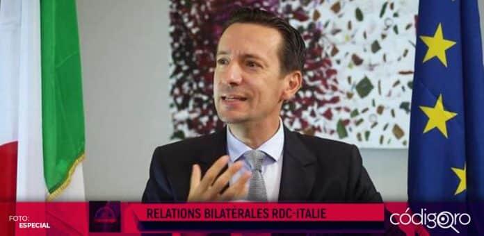 Luca Attanasio, embajador de Italia en la República Democrática del Congo, fue asesinado en un ataque armado. Foto: Especial