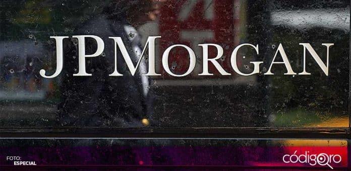 JP Morgan, el bando más grande de Estados Unidos, dejará su negocio de banca privada en México. Foto: Especial