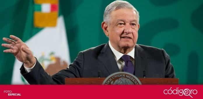 López Obrador anunció un decreto presidencial para reducir la carga fiscal de Pemex. Foto: Especial