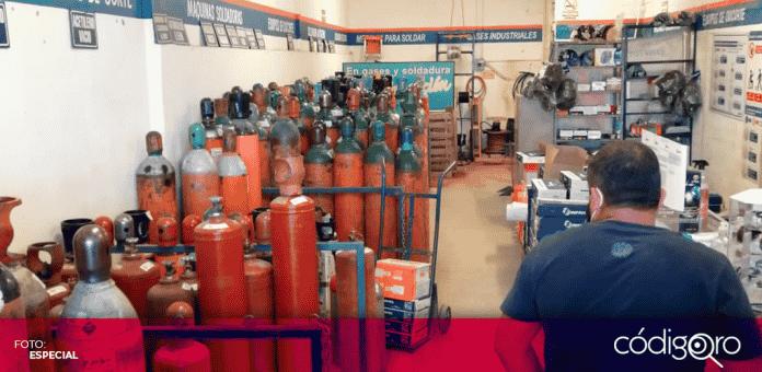 México necesita unos 100 mil tanques de oxígeno: ONG