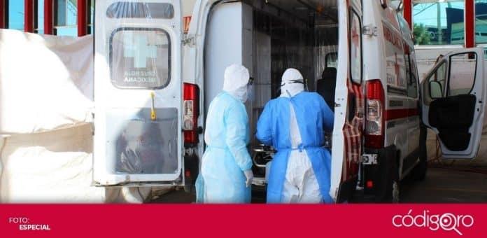 México acumula 1 millón 992 mil 794 casos y 174 mil 207 muertes por COVID-19. Foto: Especial