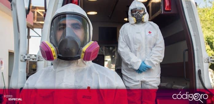 México acumula 2 millones 069 mil 370 casos acumulados y 183 mil 692 muertes por COVID-19. Foto: Especial