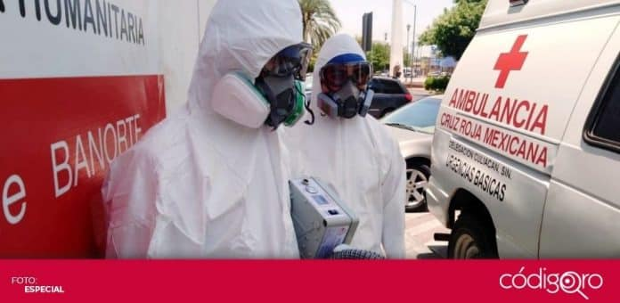 México acumula 2 millones 13 mil 583 casos y 177 mil 061 muertes por COVID-19. Foto: Especial