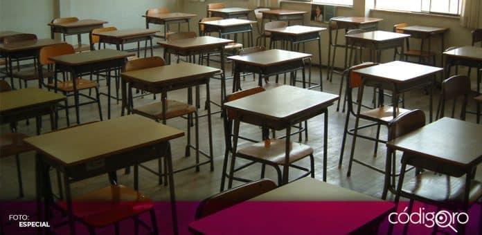 La Secretaría de Salud del Gobierno de México advirtió sobre los riesgos de regresar a clases presenciales. Foto: Especial