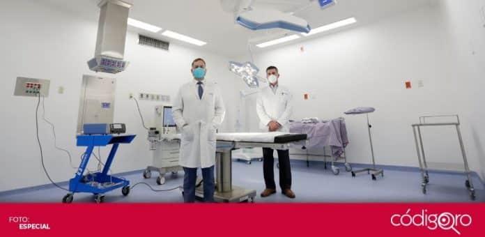Inicia operaciones de consulta externa en el Nuevo Hospital General de Querétaro. Foto: Especial