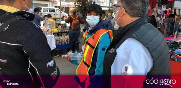 En las últimas 24 horas, el estado de Querétaro volvió a registrar 35 muertes por COVID-19. Foto: Especial
