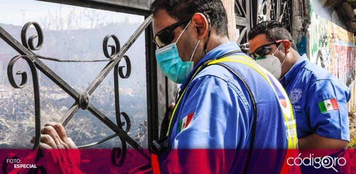 El estado de Querétaro acumula 53 mil 989 casos y 3 mil 673 muertes por COVID-19. Foto: Especial