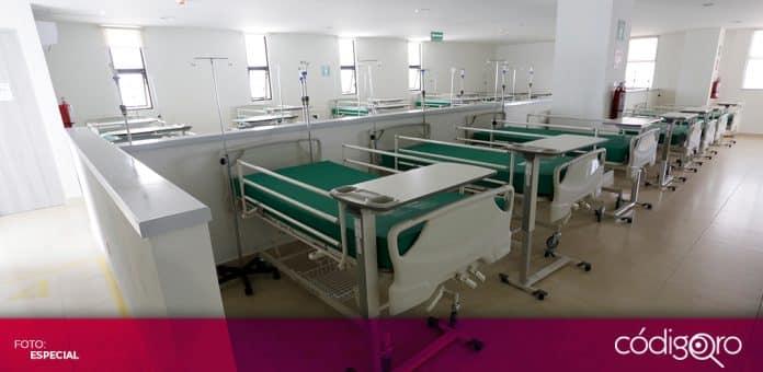 El Gobierno de México acreditó a los servicios de salud del estado de Querétaro. Foto: Especial