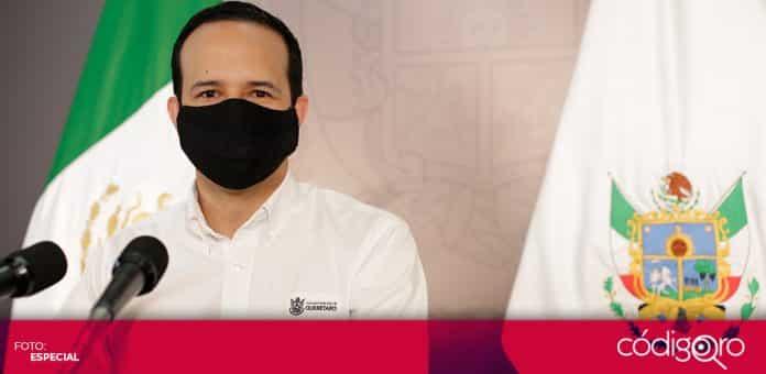 El Gobierno del Estado de Querétaro hizo un llamado a la población para esperar su turno para vacunarse contra COVID-19. Foto: Especial
