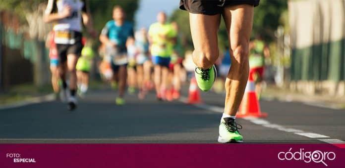 Este fin de semana, se realizará la décima edición del Querétaro Maratón. Foto: Especial