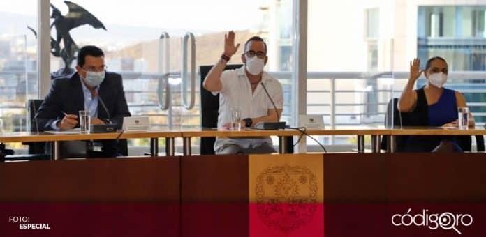 El Ayuntamiento del municipio de Querétaro aprobó el programa