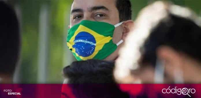 Brasil reportó más de 100 mil casos nuevos de COVID-19 en las últimas 24 horas. Foto: Especial