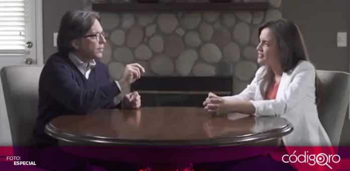 Fue revelado un video de la candidata de Morena a la gubernatura de Nuevo León con el líder de la secta NXIVM. Foto: Especial