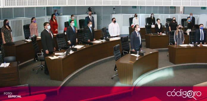 El Congreso del Estado de Querétaro aprobó las reformas laboral y judicial. Foto: Especial