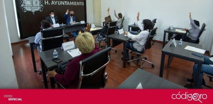 El municipio de El Marqués apoyará a la UAQ con 200 mil pesos para el desarrollo de su vacuna contra COVID-19. Foto: Especial