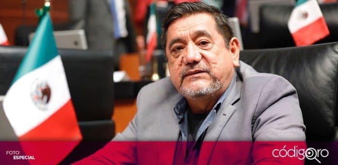 La Comisión de Fiscalización del INE aprobó retirarle la candidatura a Félix Salgado Macedonio. Foto: Especial
