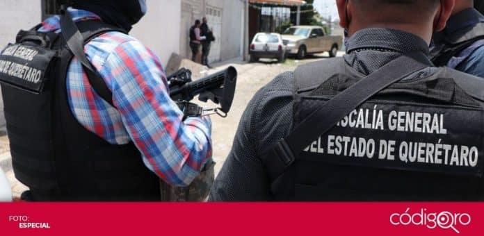 Dos sujetos fueron detenidos por homicidio y robo en Lomas de Casa Blanca. Foto: Especial