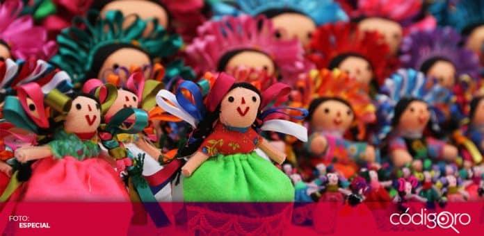 En el Jardín Guerrero, se instalarán 130 artesanos durante los fines de Semana Santa y Pascua. Foto: Especial