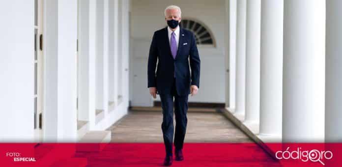 El presidente de Estados Unidos, Joe Biden, criticó las decisiones de suspender el uso obligatorio de cubrebocas en Texas y Misisipi. Foto: Especial