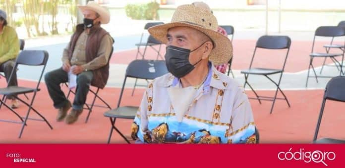 En Corregidora, la vacunación de adultos mayores contra COVID-19 se realizará del 22 al 25 de marzo. Foto: Especial