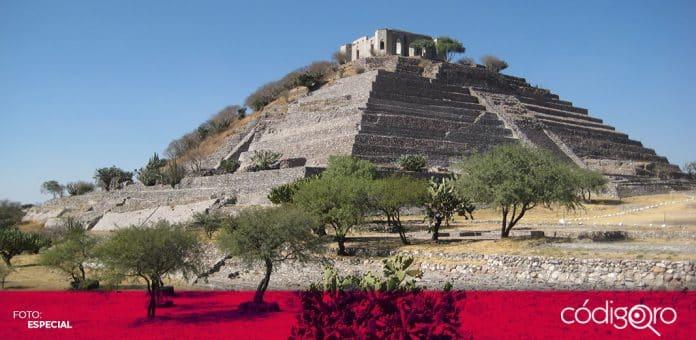 La Lotería Nacional lanzó un billete dedicado a la zona arqueológica de El Cerrito. Foto: Especial