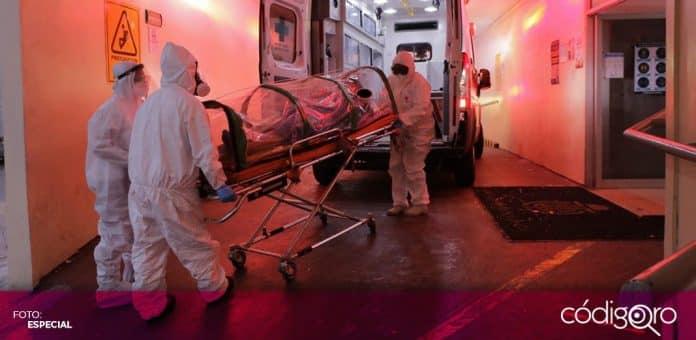 México acumula 2 millones 232 mil 910 casos y 202 mil 603 muertes por COVID-19. Foto: Especial
