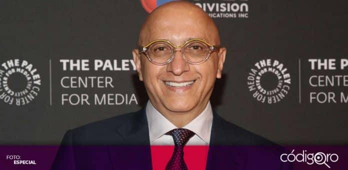 Alberto Ciurana, director de Contenido y Distribución de TV Azteca, murió por COVID-19 a los 60 años. Foto: Especial