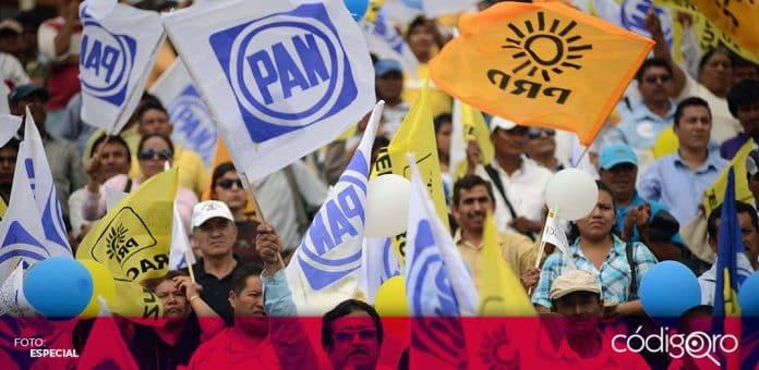 El PAN postulará candidaturas comunes con el PRD en un par de municipios del estado de Querétaro. Foto: Especial