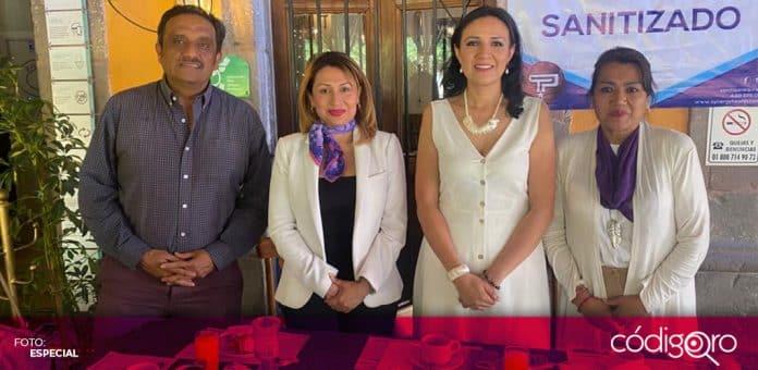 La diputada local de Morena, Paloma Arce Islas, fue designada como coordinadora estatal de