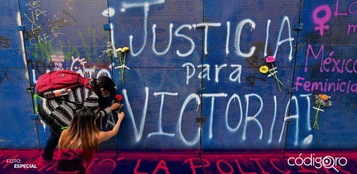 Cuatro policías municipales de Tulum, Quintana Roo, están siendo procesados penalmente por el feminicidio de Victoria. Foto: Especial