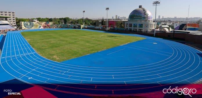 El nuevo Estadio Olímpico de Querétaro será inaugurado este viernes 26 de marzo. Foto: Especial