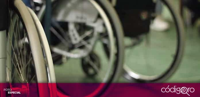 La diputada local de Morena, Fabiola Larrondo, propuso reformas para beneficiar a personas con discapacidad. Foto: Especial