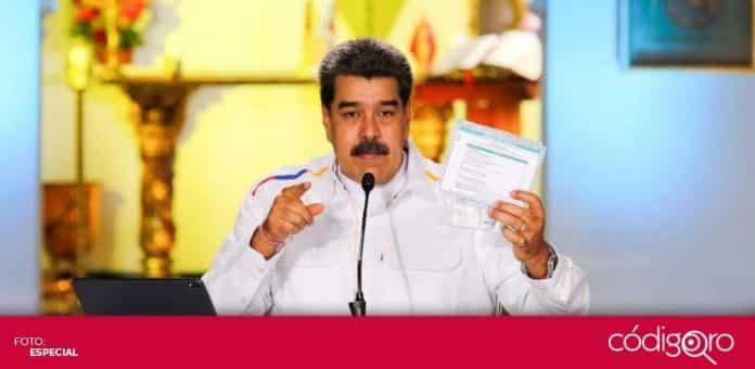 El presidente de Venezuela, Nicolás Maduro, anunció el programa