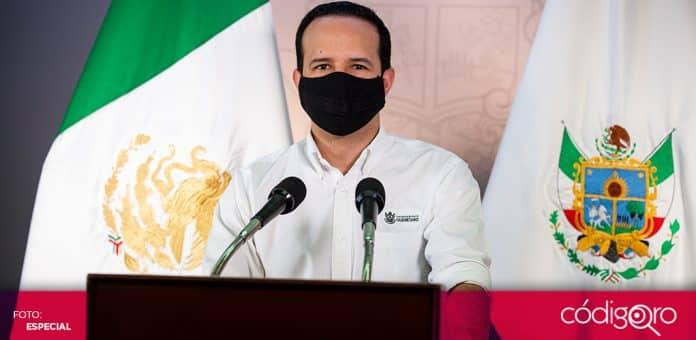 El vocero organizacional Rafael López González hizo un llamado a la población para quedarse en casa durante Semana Santa. Foto: Especial