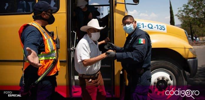 El estado de Querétaro supera los 63 mil casos acumulados de COVID-19. Foto: Especial