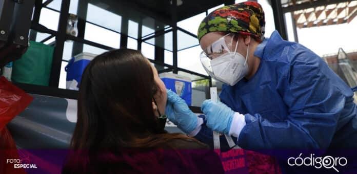 Hasta la fecha, se han aplicado 639 pruebas PCR gratuitas a personas asintomáticas en plazas y mercados. Foto: Especial