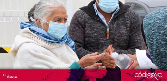 El estado de Querétaro superó los 65 mil casos acumulados de COVID-19. Foto: Especial