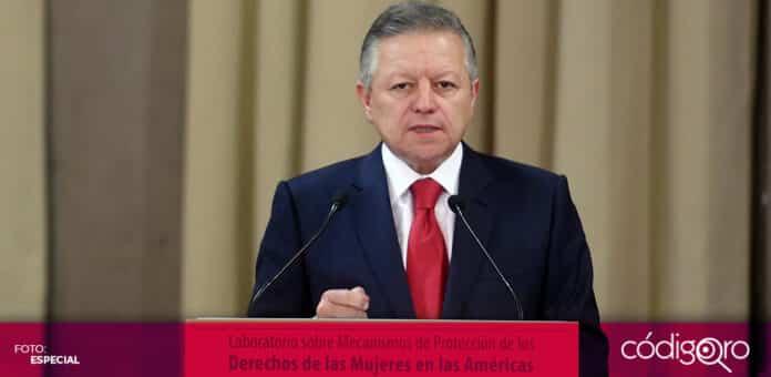 El Senado de la República aprobó extender el periodo del presidente de la SCJN, Arturo Zaldívar. Foto: Especial