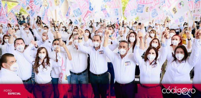Iniciaron las campañas de cara a las elecciones más grandes de la historia de México. Foto: Especial