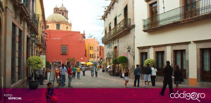 La Canaco reconoció el diálogo entre autoridades municipales y comerciantes ambulantes del Centro Histórico. Foto: Especial