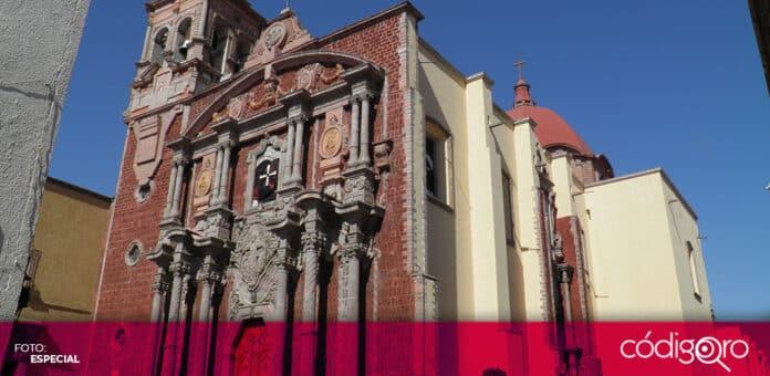La Diócesis de Querétaro calcula que hay 100 personas en situación de calle en el Centro Histórico. Foto: Especial