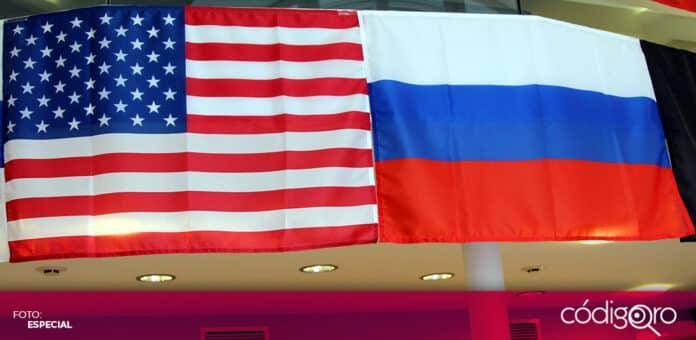 Estados Unidos anunció su decisión de imponer sanciones contra el Gobierno de Rusia. Foto: Especial