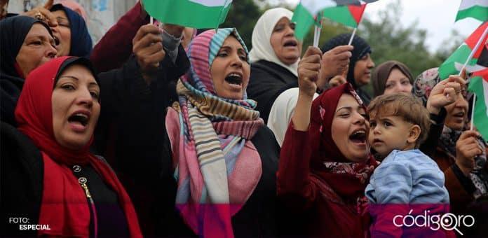 Estados Unidos volverá a entregar ayuda a la Agencia de la ONU para los Refugiados Palestinos. Foto: Especial