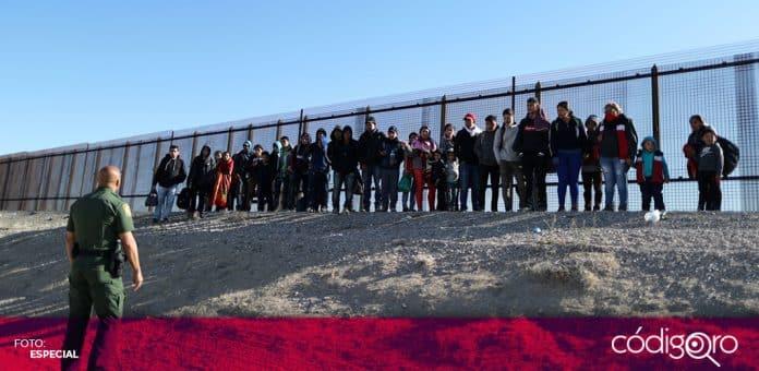 El Gobierno de Estados Unidos detuvo en marzo a más 171 mil migrantes en la frontera con México. Foto: Especial