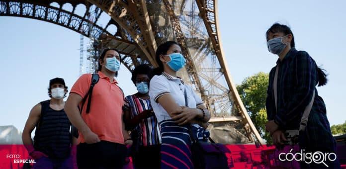 Francia impondrá cuarentena a viajeros de Brasil, Argentina, Chile, Sudáfrica y la India. Foto: Especial