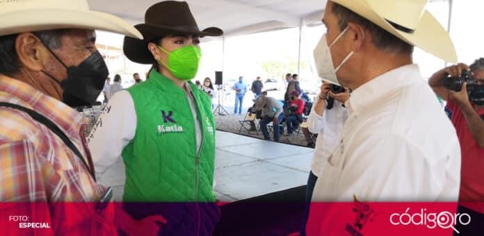 Cinco de los 10 candidatos a la gubernatura se reunieron con el Frente por Querétaro. Foto: Especial