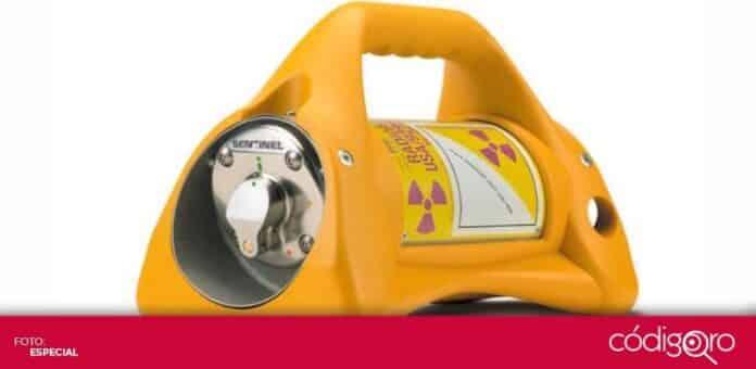 La Coordinación Nacional de Protección Civil reportó el robo de una fuente radiactiva. Foto: Especial