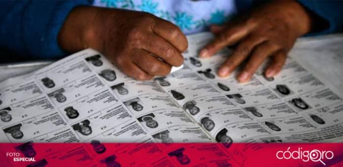 El Consejo General del INE aprobó el Padrón Electoral y la Lista Nominal para las elecciones del 6 de junio. Foto: Especial
